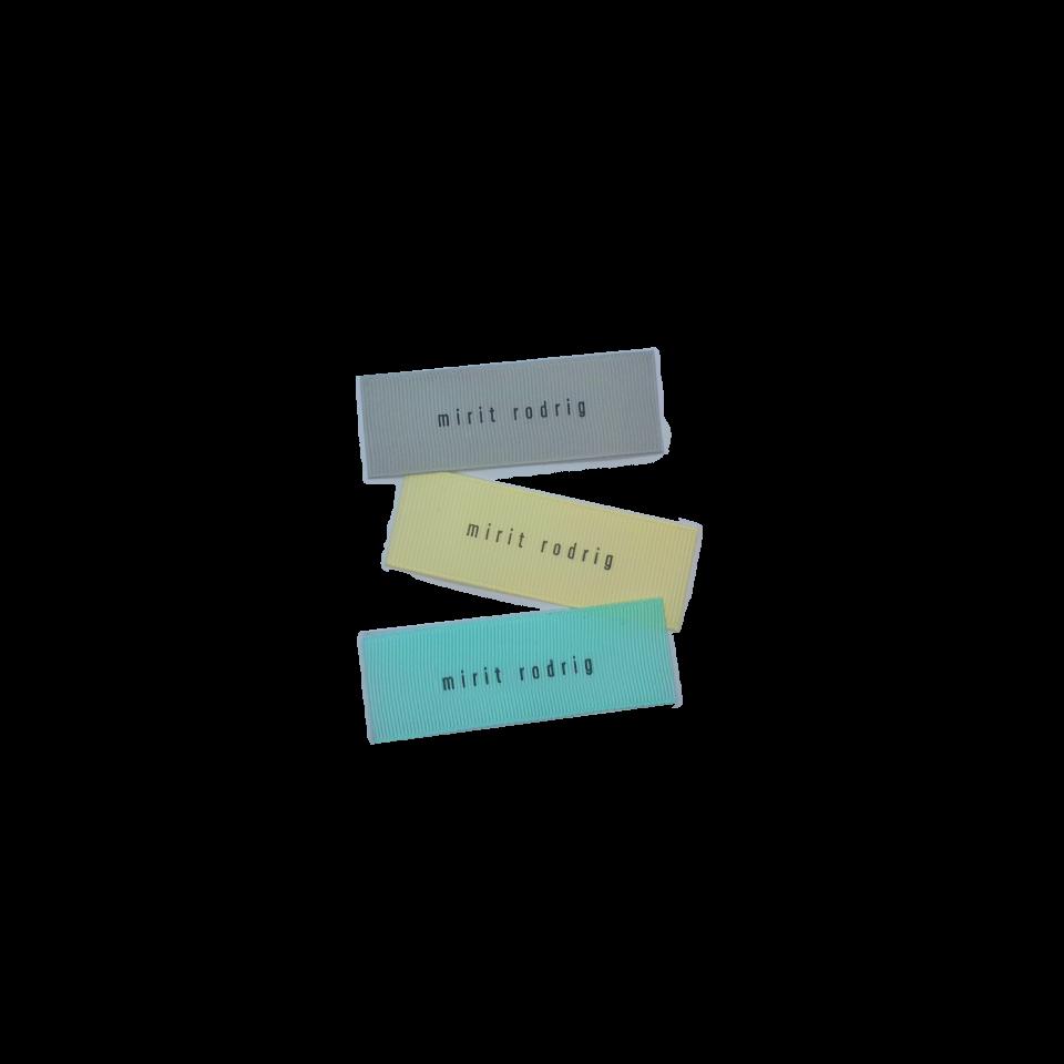 printed ribs labels